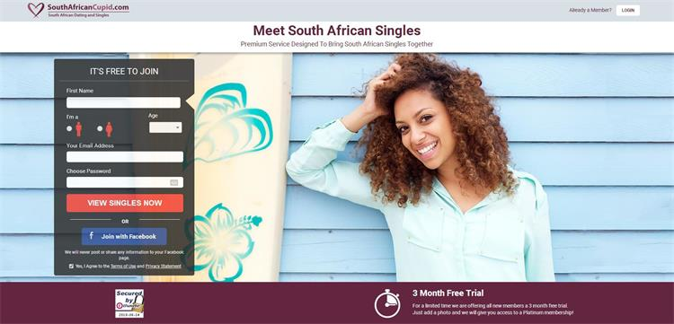 South african dating websites