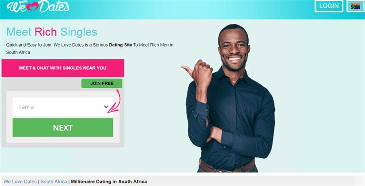 free south african dating website